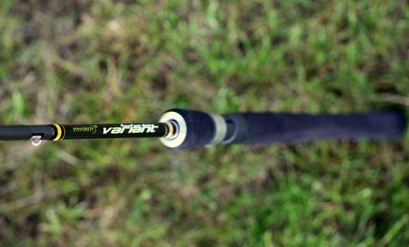 Wędzisko Spinningowe Variant / VRN-662 L / 1,98m/ 3-14g /