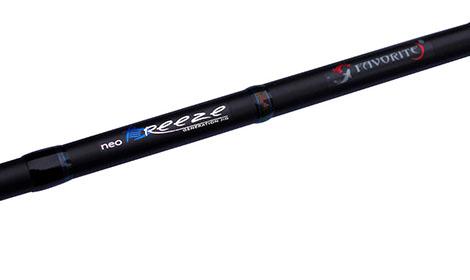 Wędzisko Spinningowe Neo Breeze / 2,60m/ 4-18g / BRS-862 L