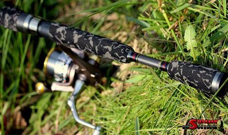 Wędzisko Spinningowe Shot Gun / 1,83m/ 5-21g / 602 M
