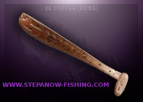 crazy fish nano minnow 4cm 08 coffee