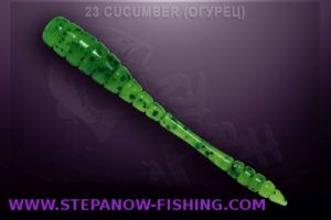 crazy fish tipsy 5cm 23 cucumber