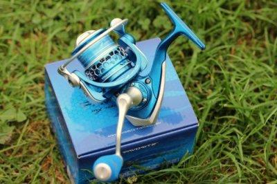 blue-bird-kołowrotek-reel1